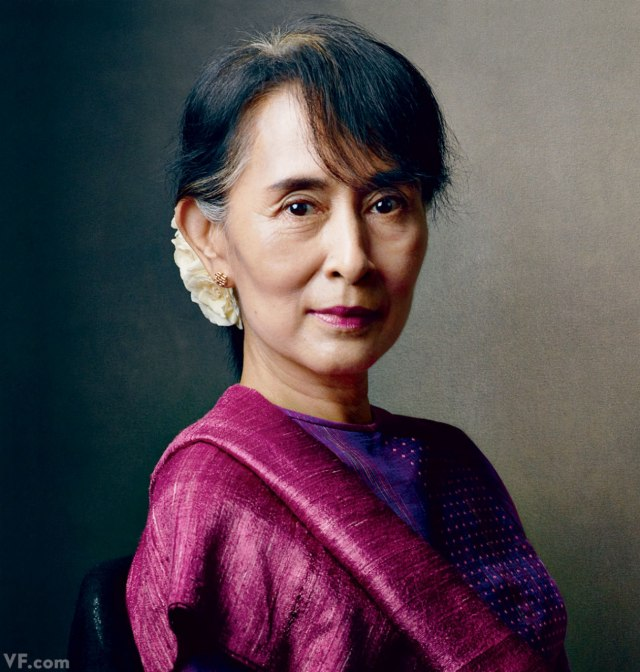 MYANMAR: Aung San Suu Kyi Vows To Lead Government If National ...